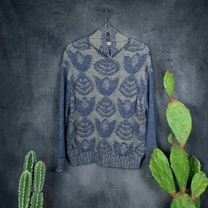 Anthropologie Folk by Hansel From Basel Sweater S